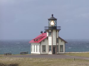 Pt. Cabrillo Lighthouse