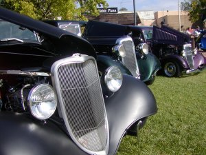 1930's coupes