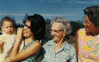 Four generations - 1970