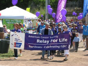 Relay For Life - Healdsburg