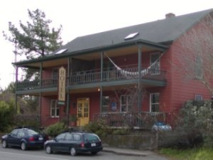 The Boonville Hotel Ca