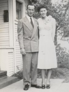 Mr. and Mrs. Calvin W. Kendall - November 28, 1947