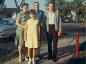 Shirley Wight's family - the Shanahans